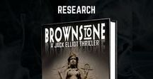Brownstone Research / Here you will find pictures from places in my book that I have researched or been to, etc.
