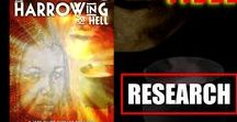 The Harrowing of Hell RESEARCH / Here you will see all sorts of pins regarding the research done for The Harrowing of Hell.