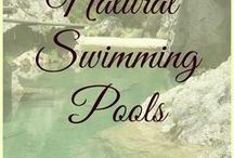 Natural Swimming Pools / Natural pools and swimming ponds are wonderful ways to integrate rainwater catchment and management with fun times on hot summer days.    To contribute to this board, please follow Sunny Simple Living / this board, and comment on one of my own pins. Please only share long pins with good quality images.