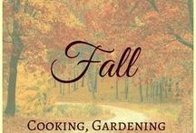 Fall Cooking, Gardening and Inspiration / Cooking seasonal meals from scratch with fall produce from the garden. Planting in fall to harvest in winter or spring. Inspiration for holiday and fall season living and decoration.   To contribute to this board, please follow Sunny Simple Living / this board, and comment on one of my own pins. Only vertical pins with good quality images - please note there's a separate board for Halloween preparations!