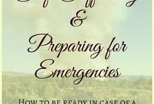Self-sufficiency and preparing for emergencies / I wouldn't dream of calling myself a prepper or survivalist, but I do like to be ready in case of an emergency. Think a big storm that keeps us stuck in the house - or a forest fire that has us evacuating in a matter of minutes. To contribute to this board, please follow Sunny Simple Living / this board, and comment on one of my own pins. Please only share vertical pins with good quality images.