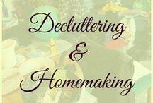 Decluttering & Homemaking / Tidying, decluttering and making your house into a real home - with a sprinkle of natural cleaning products and methods to give your home that extra sparkle. To contribute to this board, please follow Sunny Simple Living / this board, and comment on one of my own pins. Please only share vertical pins with good quality images.