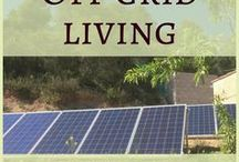 Off-grid living friends / All things off the grid: from solar and wind power to water management systems, from designing an autonomous house to a self-reliant lifestyle.   If you'd like to contribute to this board, please follow this board and send me a message!