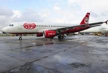 NIKI aircraft