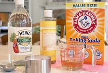 Household Cleaning / Innovative products and methods to clean the home.
