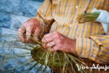 Artesanía de La Alpujarra / Fotografías de detalle de los productos artesanos típicos de La Alpujarra. Vive Alpujarra