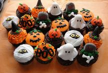HALLOWEEN / Halloween - costumes - Halloween baking - decorations
