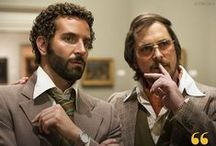 American Hustle Quotes / by American Hustle