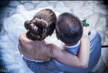 Mariages / Voici une sélection de clichés pris lors de mes reportages de mariage