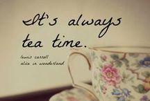 It's always tea time ♡