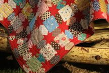 Quilting / It's different than sewing / by v. ruth baranowski