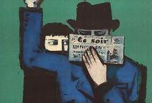 cartelera de pantalla grande / De los afiches que impulsaron memorables como modestas producciones. / by Andres Tellez V.
