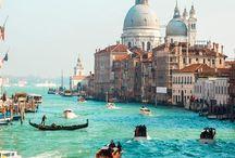 TRAVEL / Travel - holidays - wanderlust - destinations - countries