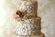 Wedding Cake Ideas / Looking for design ideas for your wedding cake? Well you've found the right board! Find the perfect design for your wedding cake here! Various styles to fit every person!