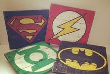 Geeky and nerdy crafts / by v. ruth baranowski