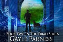 The Triad Series / A new series of Young Adult  fantasy books