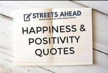 Happiness & Positivity Quotes / happiness, positivity, luck, quotes, citaten, inspiratie, motivatie, inspiration, motivation, geluk, blijdschap, positiviteit, positive, positief, believe, hope