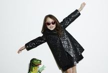Oh...My! Kidswear / Oh…My! is an up and coming quintessential British brand for little ladies aged 4-11 years old.   For Autumn -Winter 15 I assisted the uber talented designer Anna Davies in designing the first collection for Oh...My!  Think modern florals, graphic prints, sixties shapes and Chanel style tweet jackets and dresses.  www.ohmykidswear.com