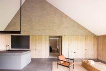 INTERIORS // Living room - Kitchen