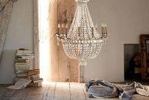 Valaisimet-lamps / Tee itse valaisimia.