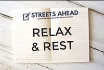 Relax & Rest / Relax, rest, nice day, sunday, bed, time for yourself, chill, zondag