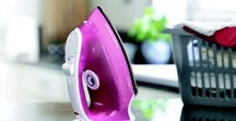 Breeze Iron Collection / Breeze through your family's ironing with the Iron range from Morphy Richards.