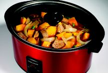 Slow cookers & everything worktop cooking / Small Appliances to give you a 'helping hand' in the kitchen. Plug and get cooking with a slow cooker, bread maker, wok, frying pan or electric skillet from Morphy Richards.