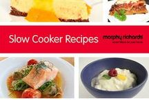 Slow Cooker Recipes / Your slow cooker is one of the most versatile kitchen appliances at home. You can cook numerous recipes for all kinds of weather -- it doesn't matter if cold of hot outside, you'll be able to find and produce something delicious oven & hassle-free!