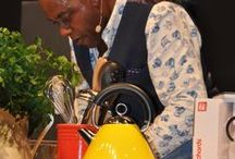 Morphy Richards Good Food & Wine Show / Spotted! Morphy Richards & Ainsley Harriot at The Good Food & Wine Show.