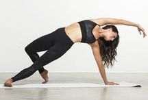 Fitness Fashion / A collection of fitness fashion finds so stylish they inspire us to workout.