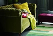 Velvets / Our velvet collections, the inspiration behind our velvet ranges and simply velvet images we love.