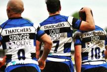 BATH RUGBY / Rugby - six nations - bath rugby