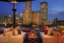 DRINKS & BARS / Cocktails - rooftop bars - secret bars - bars around the world
