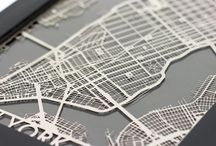 Laser Cutter Projects / Projects that can made with a laser cutter and engraver.