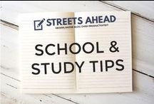 School & Study Tips / school, study tips, tricks, inspiration, studie, studeren, studying, hbo, universiteit, university, graduating, tentamens, exams