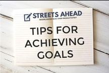 Tips for Achieving Goals / Achieving goals, goal setting, tips, tricks, motivation, inspiration, achievement, habit, change habits, doelen, motivatie, inspiratie, doelen behalen, doelen stellen