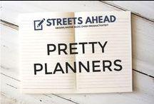 Pretty Planners / Pretty planners, planner, planning, inspiration, beautiful, nice, mooi, inspiratie, to do list, notebooks, notitieboek, notebook