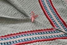 Crochet châles ,bonnets ,écharpes etc