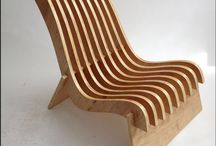CNC Projects / I'm always looking for new an innovative ways to use my CNC to create art and furniture.