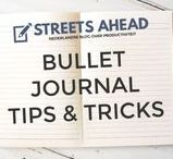 Bullet Journal Tips & Tricks