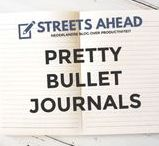 Pretty Bullet Journals
