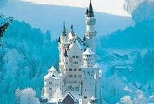 Mystery Castles  / by Beauty On Earth