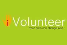 iVolunteer / iVolunteer is a social enterprise that promotes volunteering.   Our mission is to bring volunteers and organizations together to share time, skills and passion to promote India's social development.
