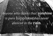 Rainy day / by Beauty On Earth