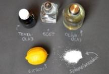 tisztító szerek hazilag