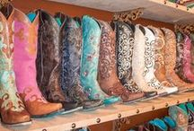 Cowgirl it up..
