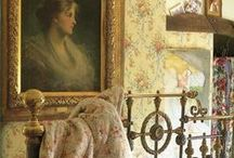 Interiors and Castles / Various interiors and castles that I find beautiful. / by Asa Alonge
