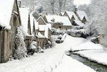 Cottages, british