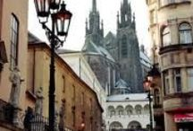 My hometown Brno - Czech Republic