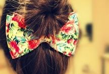 Hair dos !!!